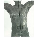 Alvaro de la Vega Esculturas Xunta de Galicia web